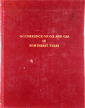 Books:First Editions, [Frank A. Herald]. Occurrences of Oil and Gas in NortheastTexas....
