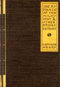 Books:First Editions, Lafcadio Hearn. The Romance of the Milky Way and Other Studies& Stories....