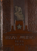 Books:First Editions, Ocie Speer. Texas Jurists....