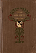 Books:Children's Books, James M. Barrie. Tommy and Grizel....