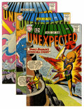 Silver Age (1956-1969):Horror, Tales of the Unexpected Group Savannah pedigree (DC, 1960-67)Condition: Average FN-.... (Total: 13 Comic Books)