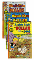 Bronze Age (1970-1979):Cartoon Character, Richie Rich and Dollar the Dog File Copies Group (Harvey, 1977-82)Condition: Average NM-.... (Total: 55 Comic Books)