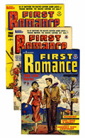 Golden Age (1938-1955):Romance, First Romance #3-52 File Copies Group (Harvey, 1949-58) Condition:Average VF.... (Total: 50 Comic Books)