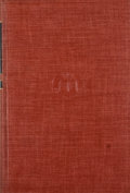 Books:First Editions, Gino Speranza. The Diary of Gino Speranza. Italy, 1915-1919.... (Total: 2 Items)