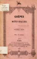 Books:First Editions, [Fevrier et Mars]. Guepes Medicales. ...