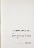 Books:First Editions, Vincent Serventy. The Singing Land....