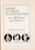 Books:Children's Books, Ethel Clere Chamberlin. Shoes and Ships and Sealing Wax....