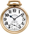 Timepieces:Pocket (post 1900), Illinois 23 Jewel 163 A Elinvar Sixty Hour Bunn Special, circa1931. ...