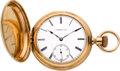 Timepieces:Pocket (pre 1900) , Patek Philippe & Co. 18k Gold Watch For L. Sunderlin & Co.Rochester N.Y., circa 1882. ...