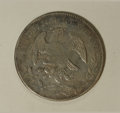 Mexico, Mexico: Republic Cap and Rays 8 Reales 1853 C-CE,...