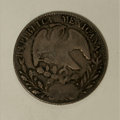 Mexico, Mexico: Republic Cap and Rays 8 Reales 1847 Do-RM,...