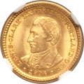 Commemorative Gold, 1904 G$1 Lewis and Clark MS64+ NGC....