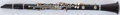 Musical Instruments:Horns & Wind Instruments, Selmer 100 Black Wood Clarinet #279537....