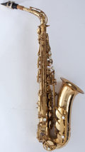 Musical Instruments:Horns & Wind Instruments, Conn Alto Banton Saxophone # N/A....