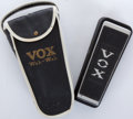 Musical Instruments:Amplifiers, PA, & Effects, Vintage Vox Clyde McCoy Wah-Wah Pedal #4055...