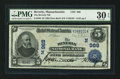 National Bank Notes:Massachusetts, Beverly, MA - $5 1902 Date Back Fr. 590 The Beverly NB Ch. #(N)969. ...