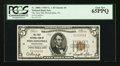 National Bank Notes:Pennsylvania, Philadelphia, PA - $5 1929 Ty. 1 The First NB Ch. # 1. ...
