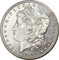 Morgan Dollars, 1897 $1 MS66 Prooflike PCGS. CAC....