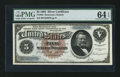 Large Size:Silver Certificates, Fr. 263 $5 1886 Silver Certificate PMG Choice Uncirculated 64 EPQ.....