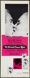 "Movie Posters:Crime, The Thomas Crown Affair (United Artists, 1968). Insert (14"" X 36"").Crime.. ..."