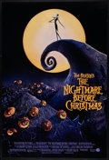 """Movie Posters:Fantasy, The Nightmare Before Christmas (Touchstone, 1993). One Sheet (27"""" X 40"""") DS. Fantasy.. ..."""