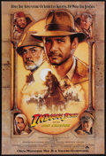 "Movie Posters:Action, Indiana Jones and the Last Crusade (Paramount, 1989). One Sheet(27"" X 41"") Advance. Action.. ..."
