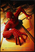 "Movie Posters:Action, Spider-Man (Columbia, 2002). One Sheet (26.75"" X 39.75"") DSAdvance. Action.. ..."
