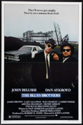 "Movie Posters:Comedy, The Blues Brothers (Universal, 1980). One Sheet (27"" X 41""). Comedy.. ..."