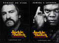 """Movie Posters:Crime, Jackie Brown (Miramax, 1997). One Sheets (6) (27"""" X 40"""") DSAdvance. Crime.. ... (Total: 6 Items)"""