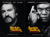 "Jackie Brown (Miramax, 1997). One Sheets (6) (27"" X 40"") DS Advance. Crime. ... (Total: 6 Items)"