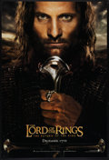 """Movie Posters:Fantasy, The Lord of the Rings: The Return of the King (New Line, 2003). OneSheet (27"""" X 40"""") DS Advance Aragon Style. Fantasy.. ..."""