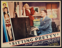 "Sitting Pretty (Paramount, 1933). Lobby Card (11"" X 14""). Musical"