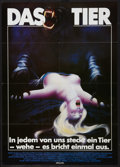 """Movie Posters:Horror, The Howling (Avco Embassy, 1981). German A1 (23"""" X 33""""). Horror.. ..."""
