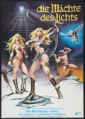 "Movie Posters:Fantasy, Sorceress (New World, 1982). German A1 (23"" X 33""). Fantasy.. ..."