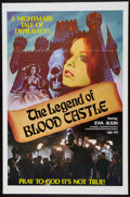 "Movie Posters:Horror, The Legend of Blood Castle (Film Ventures International, 1975). One Sheet (27"" X 41""). Horror.. ..."