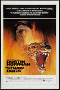 "Movie Posters:Crime, Straw Dogs (Cinerama Releasing, 1972). One Sheet (27"" X 41"") StyleD. Crime.. ..."