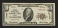 National Bank Notes:Virginia, Newport News, VA - $10 1929 Ty. 1 The Schmelz NB Ch. # 11028. ...