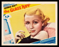 "Movie Posters:Crime, The Glass Key (Paramount, 1935). Lobby Card (11"" X 14""). Crime....."