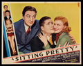 """Movie Posters:Musical, Sitting Pretty (Paramount, 1933). Lobby Card (11"""" X 14""""). Musical.. ..."""