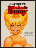 "Movie Posters:Sexploitation, Playboy's Little Annie Fanny (Playboy Press, 1966). Softcover Book(128 Pages, 10.25"" x 14""). Sexploitation.. ..."