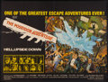 "Movie Posters:Action, The Poseidon Adventure (20th Century Fox, 1972). British Quad (30""X 40""). Action.. ..."