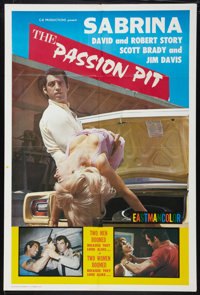 "The Passion Pit Lot (Orbit, 1969). One Sheets (2) (27"" X 41""). Horror. ... (Total: 2 Items)"