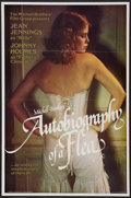 "Movie Posters:Adult, Autobiography of a Flea (Mitchell Brothers Film Group, 1976). One Sheet (23"" X 35""). Adult.. ..."