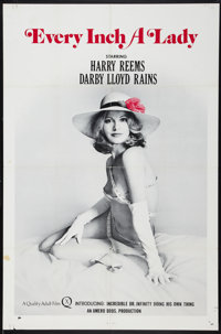 """Every Inch a Lady Lot (Quality, 1975). One Sheets (2) (27"""" X 41""""). Adult. ... (Total: 2 Items)"""