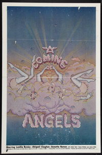 "A Coming of Angels Lot (Artemis, 1977). One Sheets (2) (27"" X 41""). Adult. ... (Total: 2 Items)"