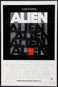 "Movie Posters:Science Fiction, Alien (20th Century Fox, 1979). One Sheet (27"" X 41"") Advance. Science Fiction.. ..."