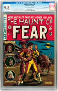 Golden Age (1938-1955):Horror, Haunt of Fear #10 Gaines File pedigree (EC, 1951) CGC NM/MT 9.8Off-white to white pages....
