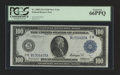 Large Size:Federal Reserve Notes, Fr. 1088 $100 1914 Federal Reserve Note PCGS Gem New 66PPQ.. ...