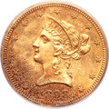 Proof Liberty Eagles, 1898 $10 -- Impaired Proof -- Genuine PCGS....