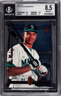 Baseball Cards:Singles (1970-Now), 1994 SP Alex Rodriguez #15 BGS NM-MT+ 8.5....